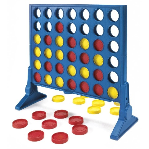 The original game of Connect Four