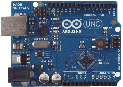 The Arduino/Genuino Uno